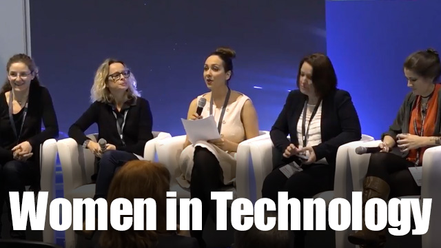 Women in Technology – Cloud Expo Frankfurt 2016
