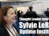 Thought Leader Interview: Sylvie LeRoy, Network Director – Uptime Institute