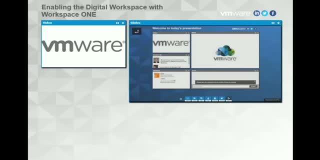 Enabling the Digital Workspace with Workspace ONE
