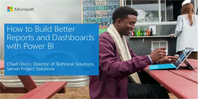 How to Build Better BI Reports and Dashboards