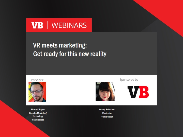 VR meets marketing: Get ready for this new reality