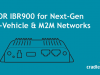 COR IBR900 for Next-Gen In-Vehicle & M2M Networks
