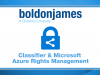 Boldon James | Classifier & Microsoft Azure Rights Management
