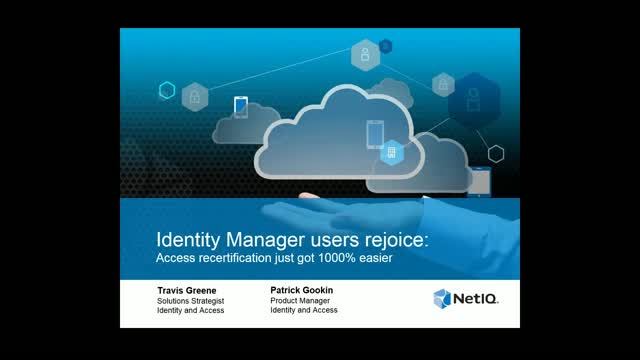 Identity Manager Users Rejoice: Access Recertification Just Got 1000% Easier