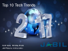 Top 10 Tech Trends in 2017