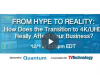 From Hype to Reality: How the Transition to 4K/UHD Really Affect Your Business