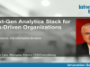 The Next-Gen Analytics Stack for Insights-Driven Organizations