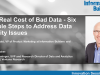 The Real Cost of Bad Data – Six Simple Steps to Address Data Quality Issues