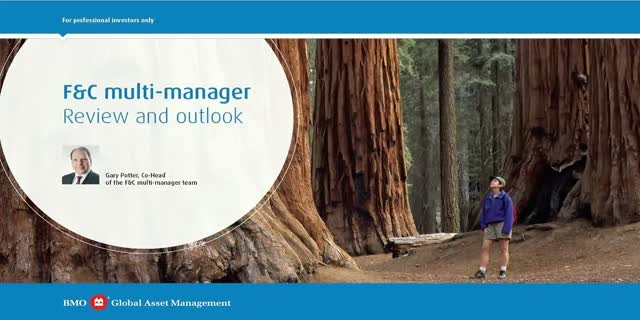F&C multi-manager review and outlook