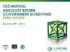 Old Mutual Absolute Return Government Bond Fund update - January 2017