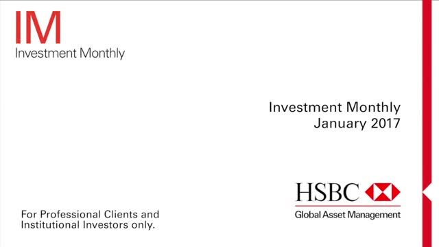 Investment Monthly January 2017