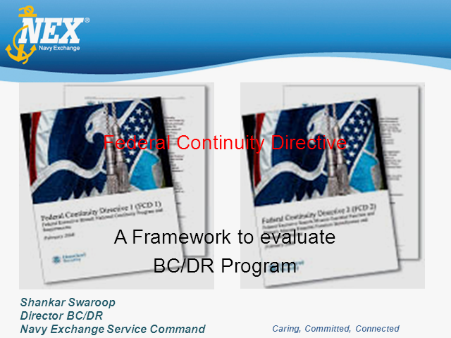 Framework to Evaluate Your BCDR Plans