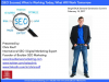 SEO Success: What Is Working Today; What Will Work Tomorrow