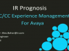 Avaya performance monitoring the latest and greatest from IR Prognosis