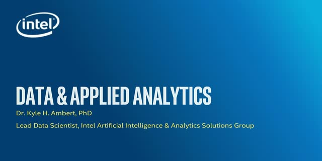 Applied Analytics: Creating a Successful Analytical Solution
