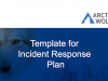 A CTO's Perspective on Creating a Template for an Incident Response Plan