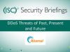 DDoS Threats of Past, Present and Future