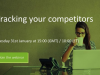 Tracking your competitors with Jarrod Britton