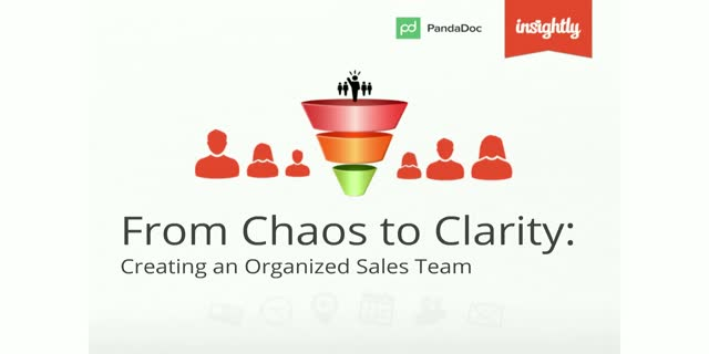 From Chaos to Clarity: Creating an Organized Sales Team