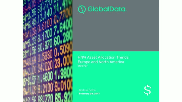 HNW Asset Allocation trends: Europe and Americas