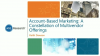 Account-Based Marketing: A Constellation of Multivendor Offerings