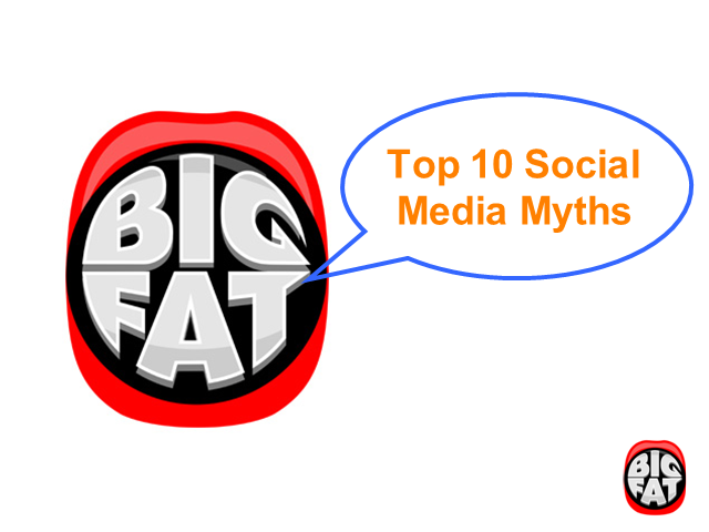 Top 10 Social Media Myths
