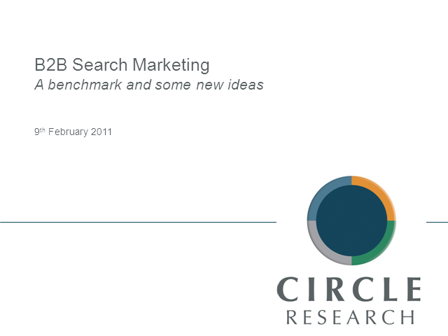 SEO Benchmarking Survey – review of the findings