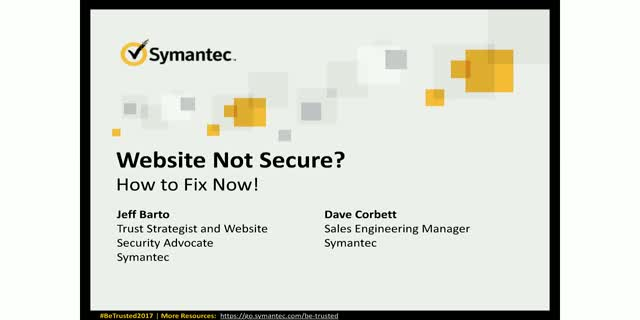 """Website """"Not Secure""""? How to fix NOW (NAM)"""