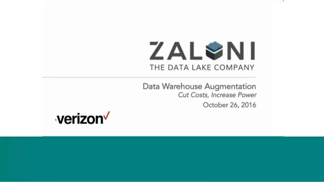 Data Warehouse Augmentation: Cut Costs, Increase Power