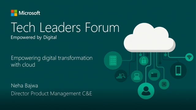 Empowering Digital Transformation with Cloud