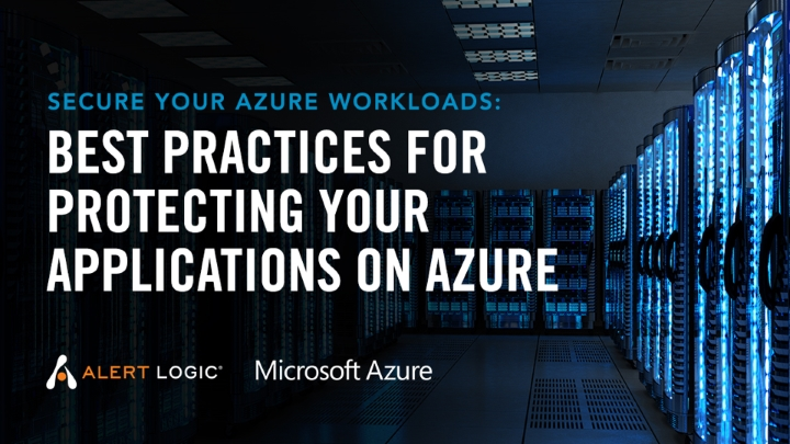 Best Practices for Protecting Your Applications on Azure