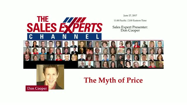 The Myth of Price