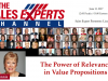 The Power of Relevance in Value Propositions