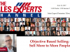 Objective Based Selling: Sell More to More People