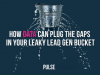 "What does it mean to be ""data driven"" in your demand generation?"