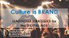 Culture IS Brand: Leadership Strategies for the Digital Age