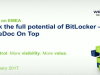 Spotlight on EMEA:Unlock the full potential of BitLocker – with SecureDoc On Top