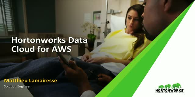 HDC (Hortonworks Data Cloud) pour Amazon Web Services