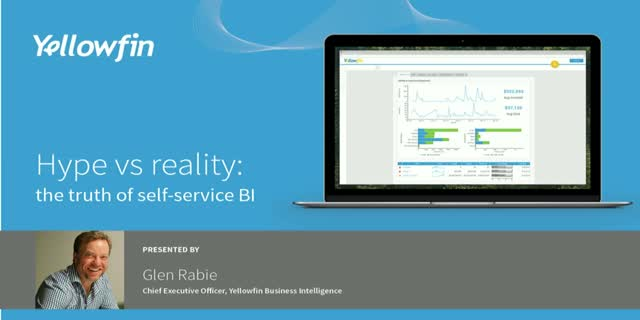 Hype vs. reality: the truth of self-service BI