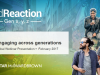 AdReaction: Engaging Gen X, Y and Z