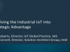 Evolving the Industrial IoT Into Strategic Advantage
