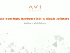 Migrate from F5 to Avi Networks - Go from rigid hardware to elastic software