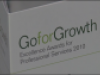 Go for Growth Gala dinner and awards ceremony