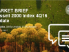 MARKET BRIEF: Russell 2000 Index Update 4Q16