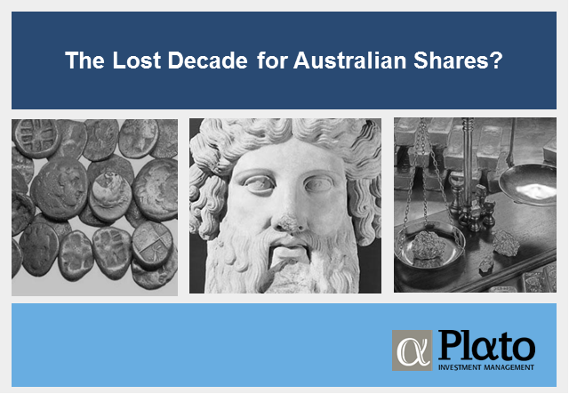 The Lost Decade for Australian Shares?