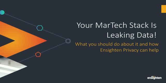 Your MarTech Stack is Leaking Data!
