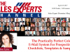 The Practically Perfect Cold E-Mail System For Prospecting - Checklists, Templa