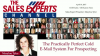 The Practically Perfect Cold E-Mail System For Prospecting