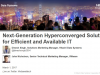 Next-Generation Hyperconverged Solution for Efficient and Available IT