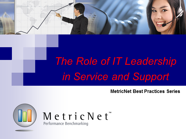The Role of IT Leadership in Service and Support